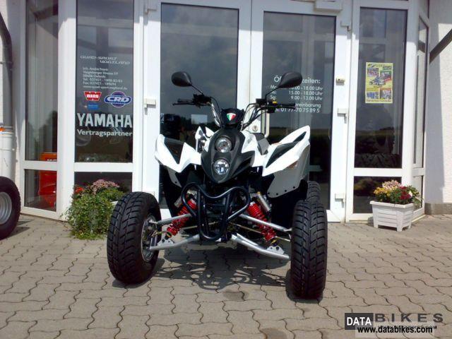 2011 Aeon  COBRA Motobi BISTRADA 3.5, the new AEON! Motorcycle Quad photo