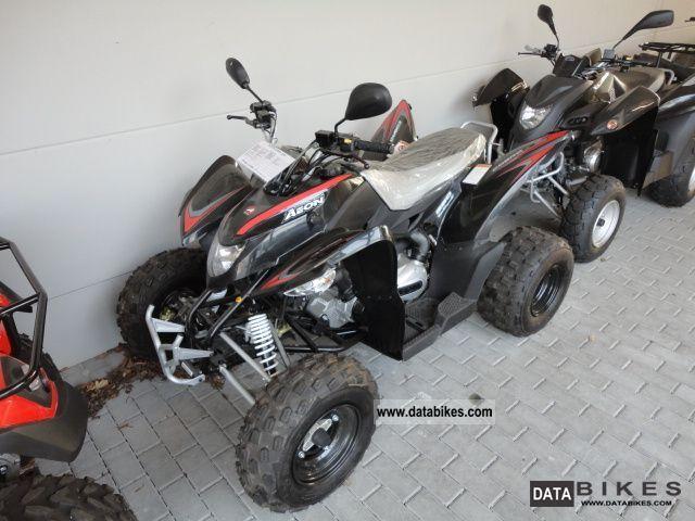 2012 Aeon  Cobra 350 * Stock * Motorcycle Quad photo