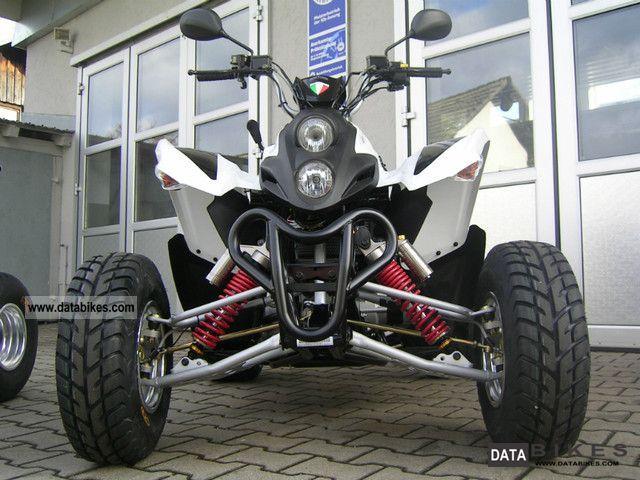 2011 Aeon  Cobra 3.5 350/Bistrada Motorcycle Quad photo