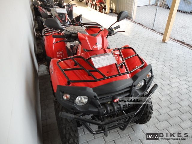 2011 Aeon  Cross Country 350 * 4X4 * ACTION NOW Motorcycle Quad photo