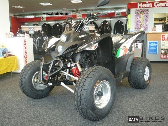 2011 Aeon  Motobi Bistrade 03.05 Motorcycle Quad photo