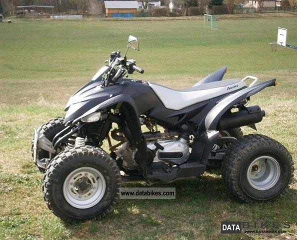 2009 Aeon  350 Cobra Motorcycle Quad photo