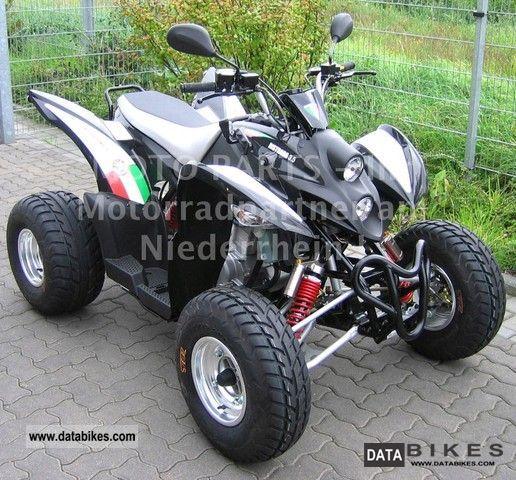 2011 Aeon  Motobi Bistrada by - Evolution! Motorcycle Quad photo