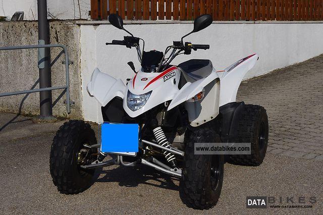 2009 Aeon  Cobra Motorcycle Quad photo