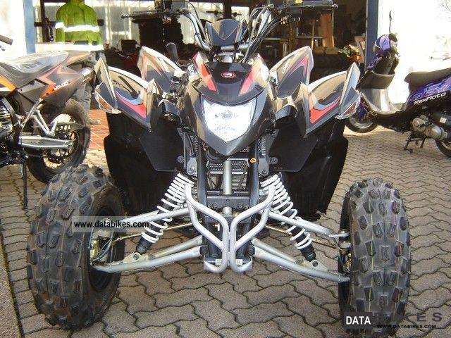 Aeon  Cobra 2011 Quad photo