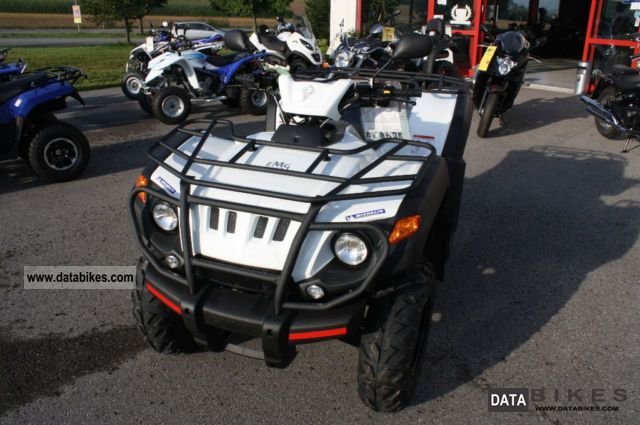 2011 Aeon  Overlamd ATV 600cc NEW Motorcycle Quad photo