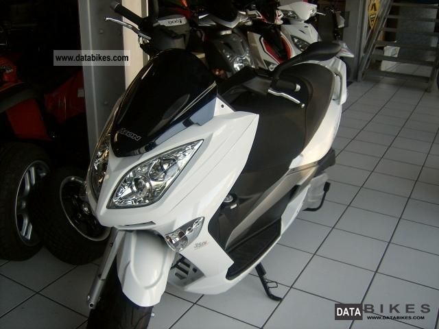 2011 Aeon  Elite 350 Motobi i / presenter without E.z. Motorcycle Scooter photo