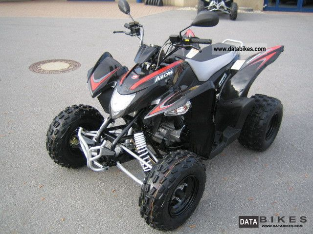 2011 Aeon  Cobra 350 Sport Quad TOP Motorcycle Quad photo