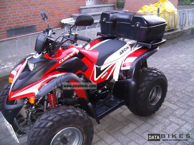 2009 Aeon  Cobra RS 2 Motorcycle Quad photo