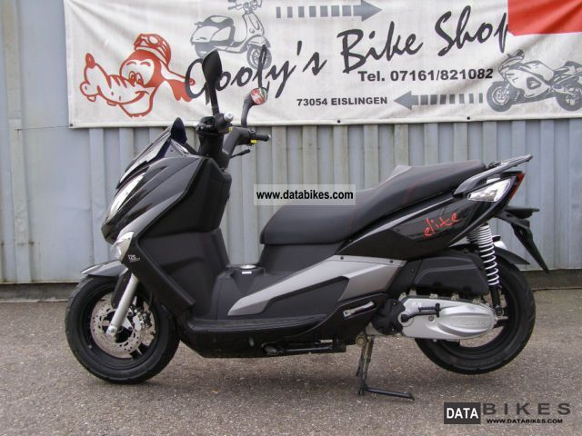 2012 Aeon  Elite 125 Motorcycle Scooter photo