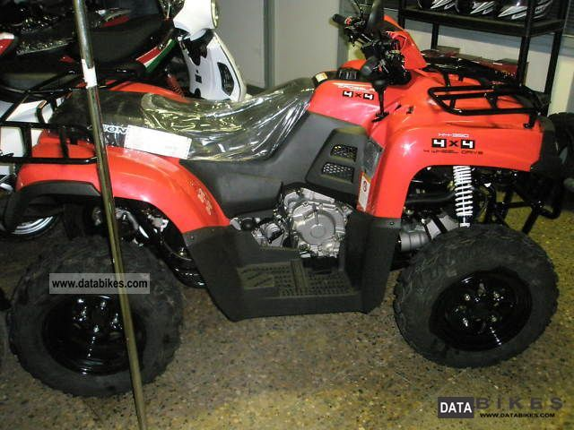 2011 Aeon  Cross Country 4 x 4 * 350 * snow * Optional Package Motorcycle Quad photo