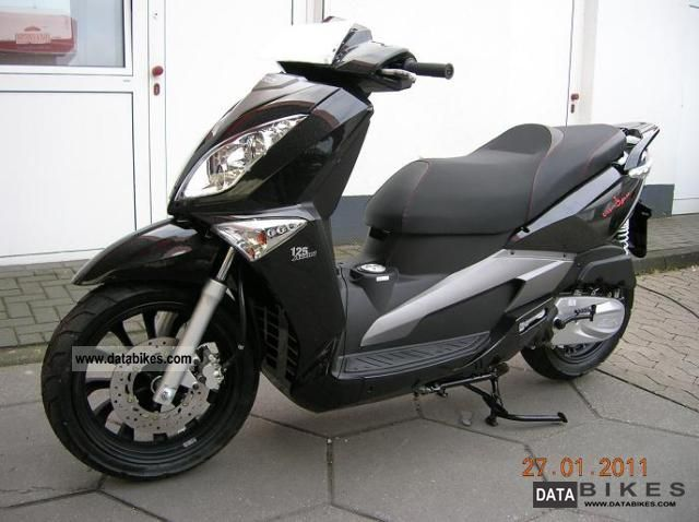 2011 Aeon  AEON 125 Urban Motorcycle Scooter photo