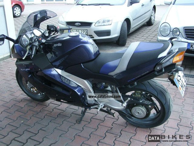 2002 Aprilia  Futura 1000 Motorcycle Sport Touring Motorcycles photo