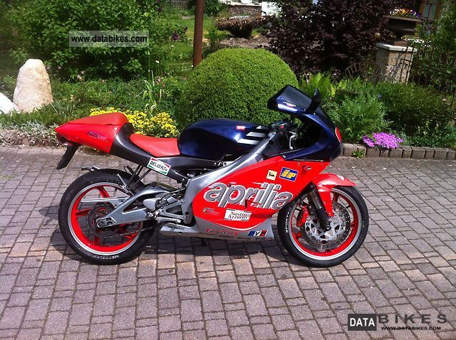 1999 Aprilia  RS125 Motorcycle Sports/Super Sports Bike photo