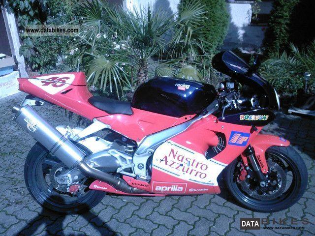 1999 Aprilia  RSV Mille Motorcycle Sports/Super Sports Bike photo