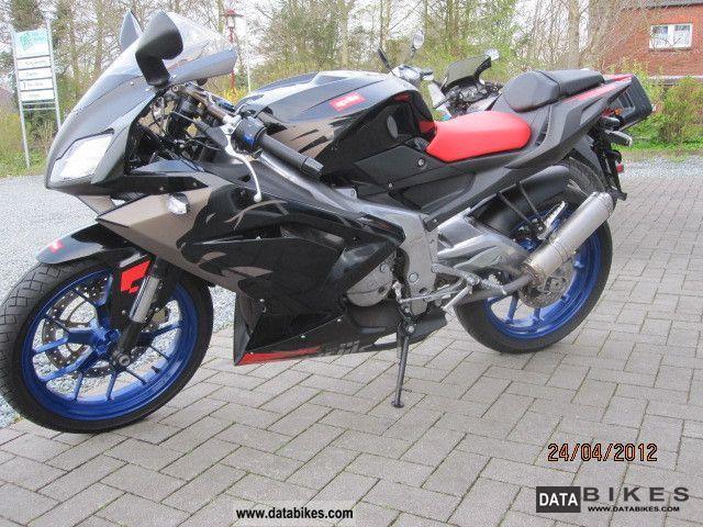 2006 Aprilia  RS125 Motorcycle Lightweight Motorcycle/Motorbike photo