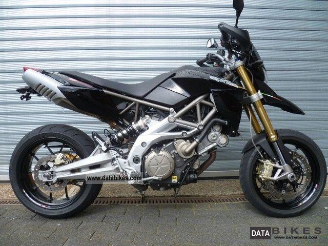 2009 Aprilia  SMV 750 Dorsoduro only 9500km in its original condition Motorcycle Super Moto photo