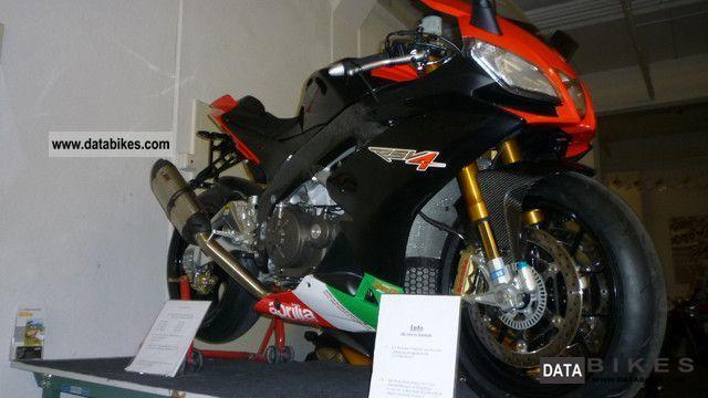 2011 Aprilia  RSV 4 APRC SE + 2 years warranty Motorcycle Sports/Super Sports Bike photo