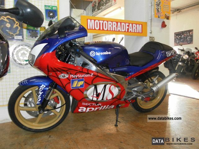 2003 Aprilia  RS 125 from 2003 and polished with only 5Tkm! Motorcycle Sports/Super Sports Bike photo