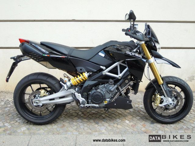 2011 Aprilia  SMV Dorsoduro 1200 ABS / ATC New in 2011 Motorcycle Super Moto photo