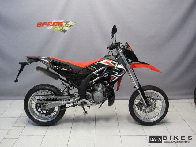 2010 Aprilia  SX 125 from the dealer with warranty Motorcycle Super Moto photo