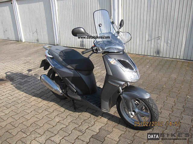 2007 Aprilia  Sport City 125 Motorcycle Scooter photo