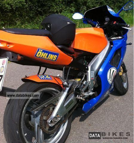 1998 Aprilia  Rs 125 Motorcycle Motorcycle photo