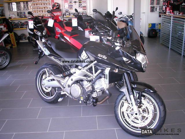 2011 Aprilia  SHIVER 750 GT-BLACK-BARGAIN Motorcycle Naked Bike photo