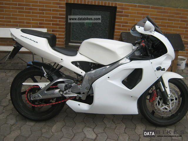 2000 Aprilia  rs 125 Motorcycle Sports/Super Sports Bike photo