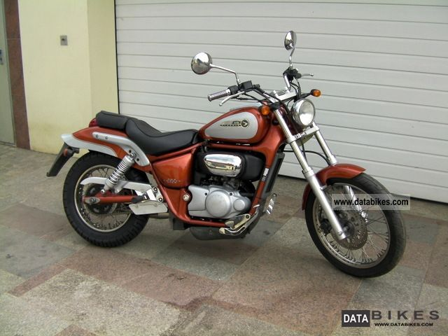 Aprilia  Classic 125 SE 1996 Chopper/Cruiser photo