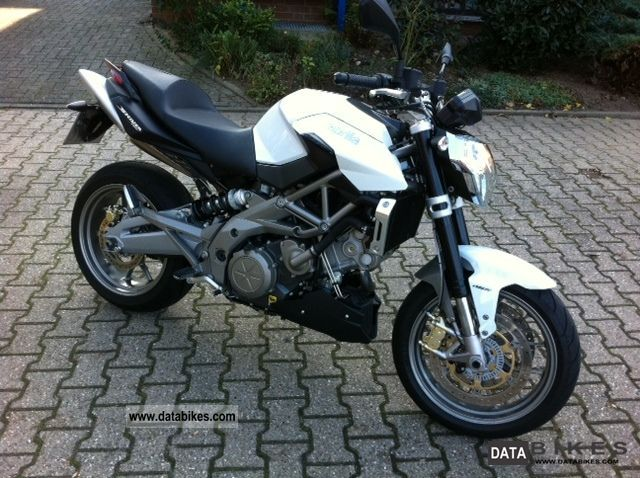 2010 Aprilia  Shiver 750 ABS Motorcycle Naked Bike photo