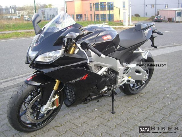 2011 Aprilia  RSV4 APRC Motorcycle Sports/Super Sports Bike photo