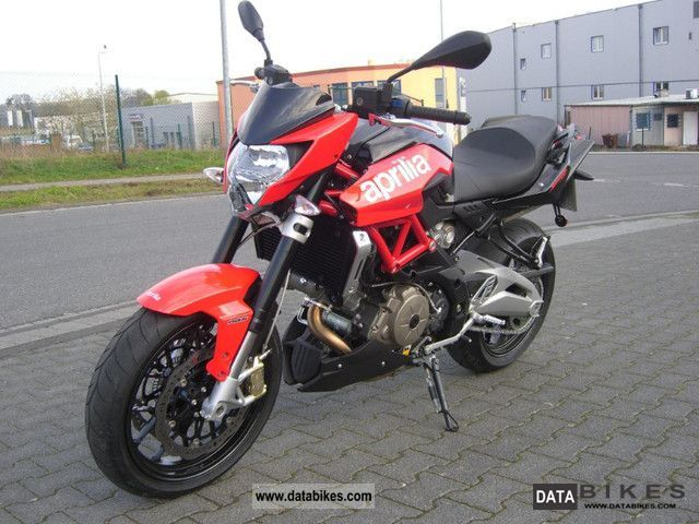 2011 Aprilia  Shiver 750 ABS Motorcycle Motorcycle photo