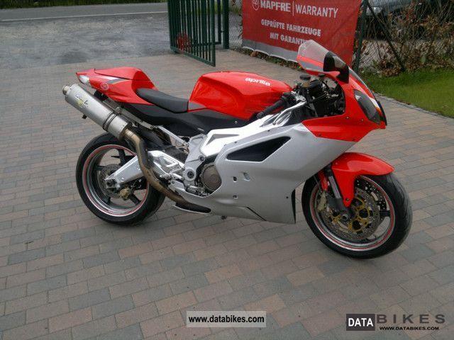 Aprilia  RSV1000 guarantee * RR ** NEW ** LEO VINCE-TÜV ** 2004 Sports/Super Sports Bike photo