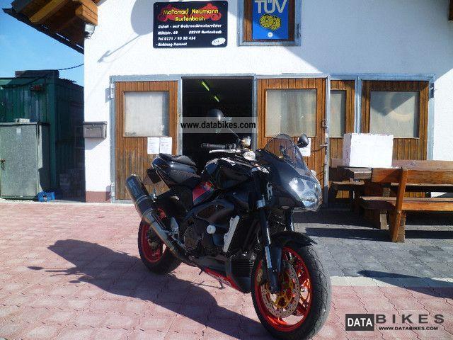2006 Aprilia  RSV 1000 Tuono FINANCING 4.49% Motorcycle Sport Touring Motorcycles photo