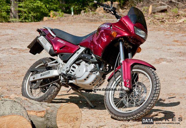 1994 Aprilia  Pegaso 650 Motorcycle Enduro/Touring Enduro photo