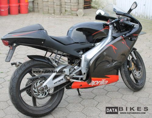 2005 Aprilia  RS 125 Motorcycle Motorcycle photo