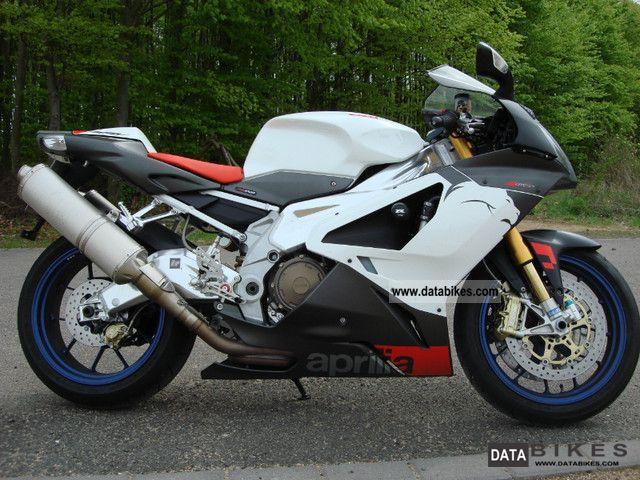 2007 Aprilia  RSV 1000 R Motorcycle Sports/Super Sports Bike photo