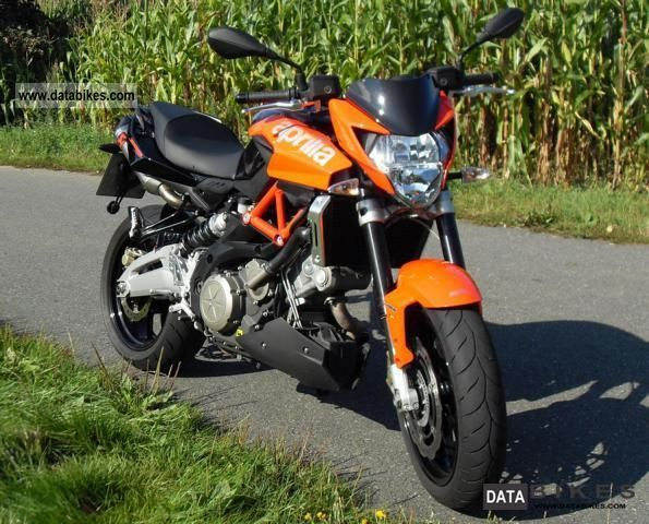 2010 Aprilia  Shiver 750 ABS, Akropovic, warranty Motorcycle Motorcycle photo
