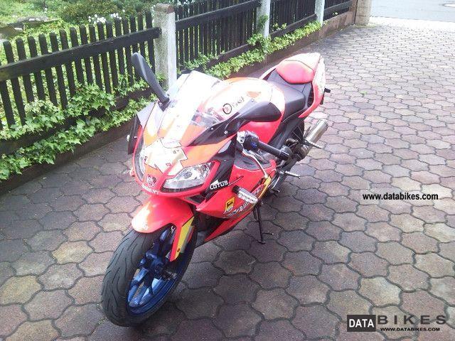 2007 Aprilia  RS125 spains Motorcycle Sports/Super Sports Bike photo