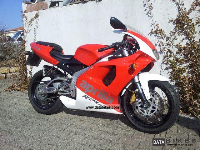1999 Aprilia  RS 125   24hp restriction   racing machine TOP Motorcycle Lightweight Motorcycle/Motorbike photo
