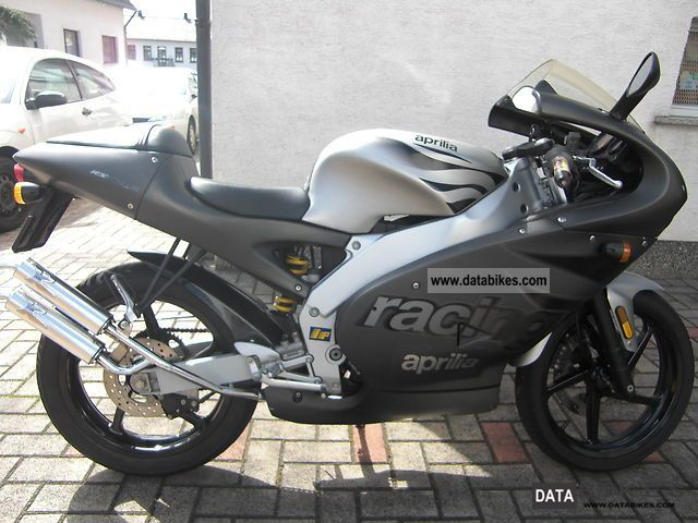 2003 Aprilia  RS50 Motorcycle Motor-assisted Bicycle/Small Moped photo