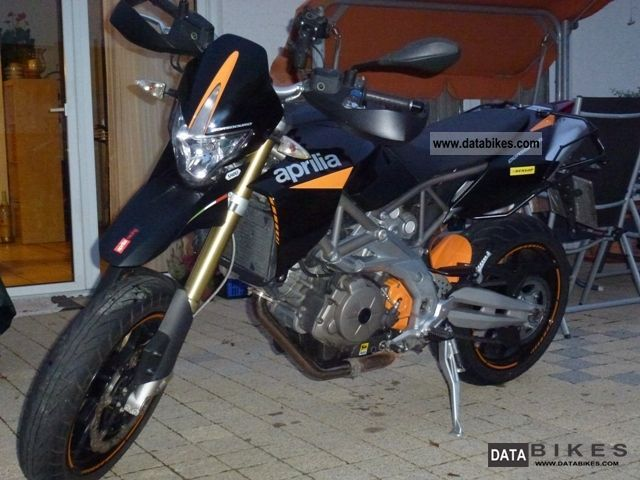 2008 Aprilia  Dorsoduro Motorcycle Super Moto photo
