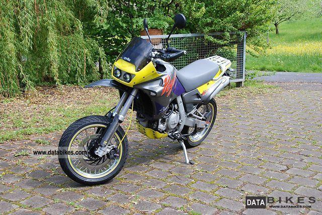 1995 Aprilia  Pegaso 650 Motorcycle Super Moto photo