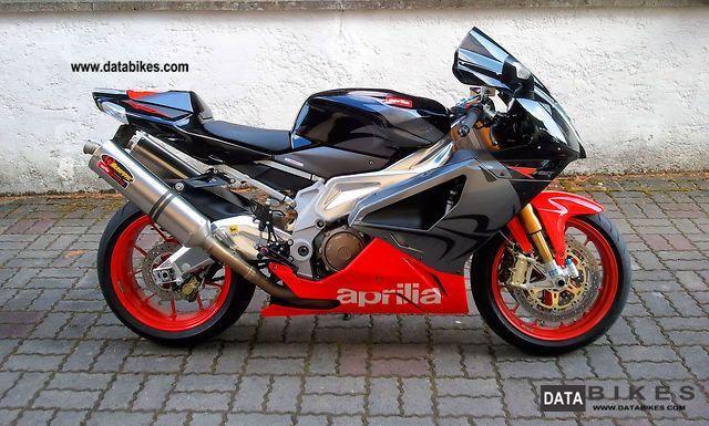 2007 Aprilia  RSV 1000 rr Motorcycle Sports/Super Sports Bike photo