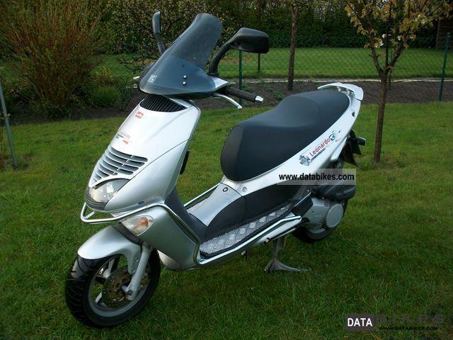 1998 Aprilia  Leonardo 150 Motorcycle Scooter photo