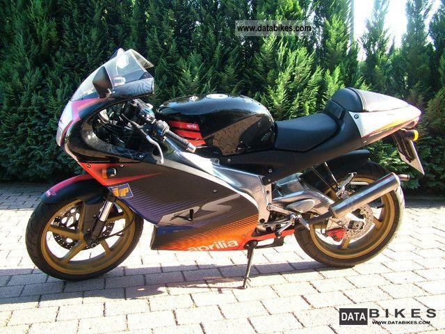 2003 Aprilia  RS 125 (new engine 800km) Motorcycle Lightweight Motorcycle/Motorbike photo
