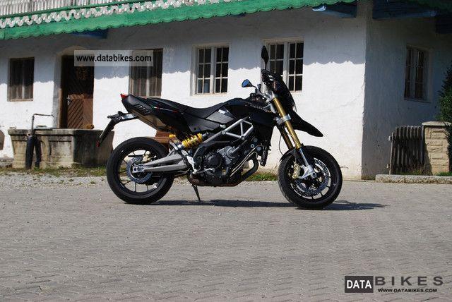 2011 Aprilia  Dorsoduro 1200 Motorcycle Super Moto photo