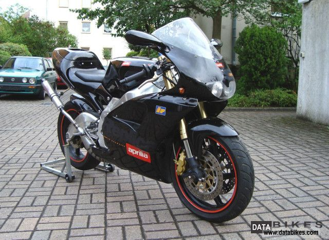 1997 Aprilia  RS 250 tuned by MuS forester about 74PS Motorcycle Sports/Super Sports Bike photo