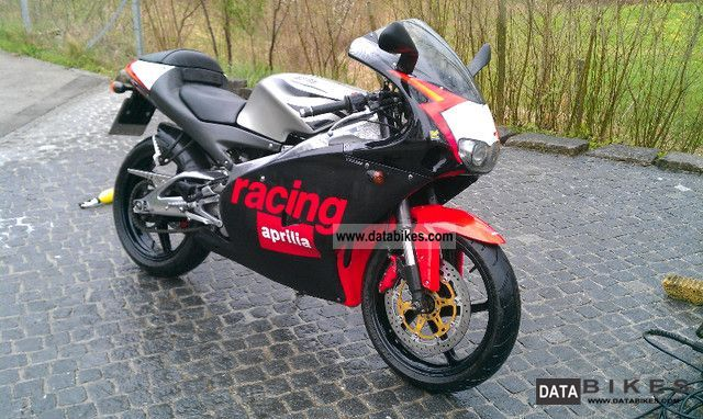 2001 Aprilia  RS125 Motorcycle Sports/Super Sports Bike photo